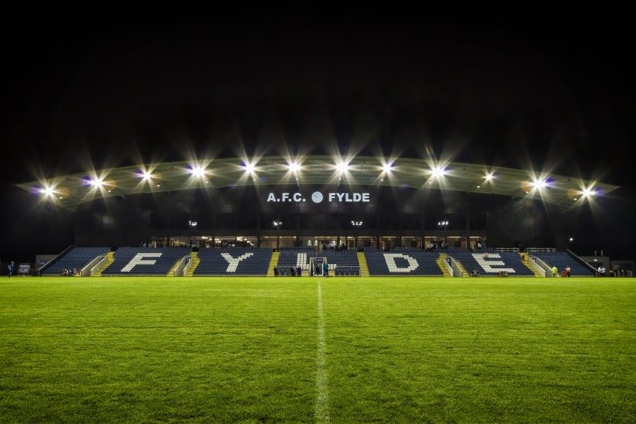 AFC Fylde - Warden Construction