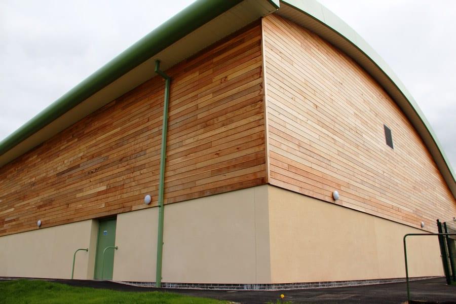 Carnforth High School Sports Hall