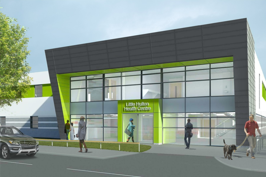 Warden Commences State-of-the-Art Health Hub Salford
