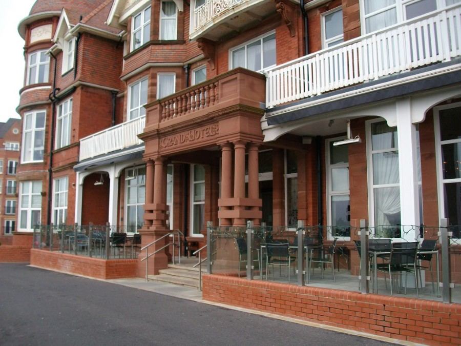 The Grand Hotel, Lytham-St-Annes