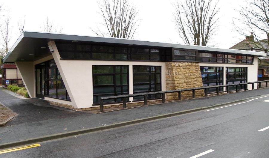Library Refurbishments