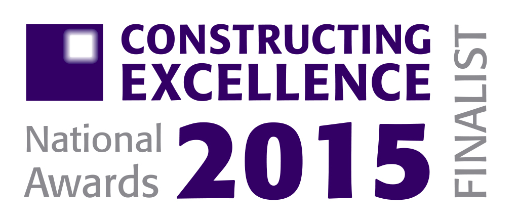 Construction Excellence National Awards 2015 Finalist