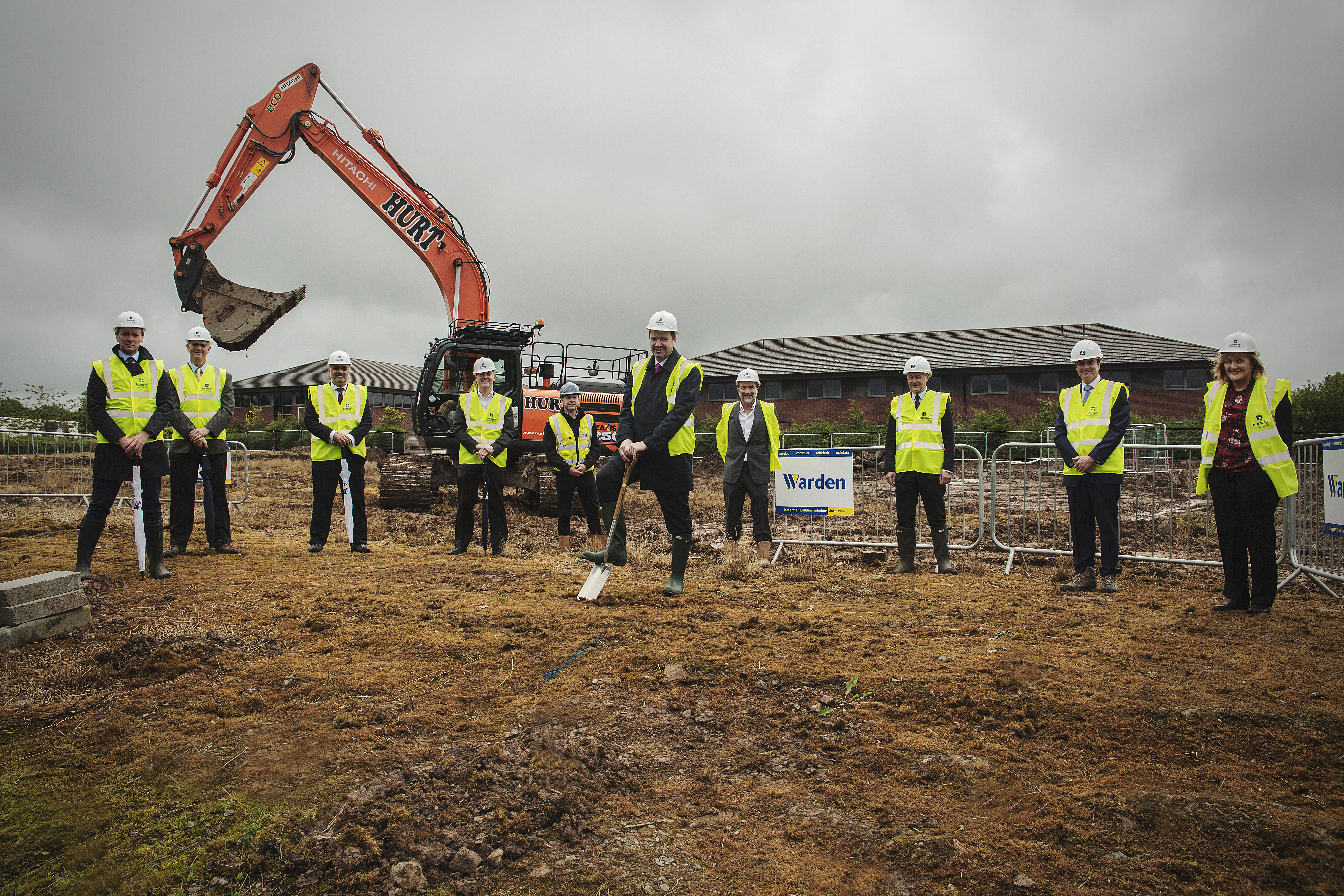 Building Commences on New Day Surgery Hospital