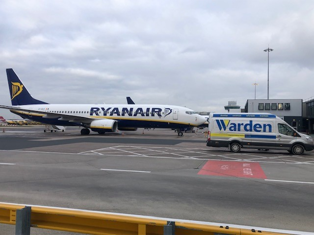UK Airports – Covid-19 Works